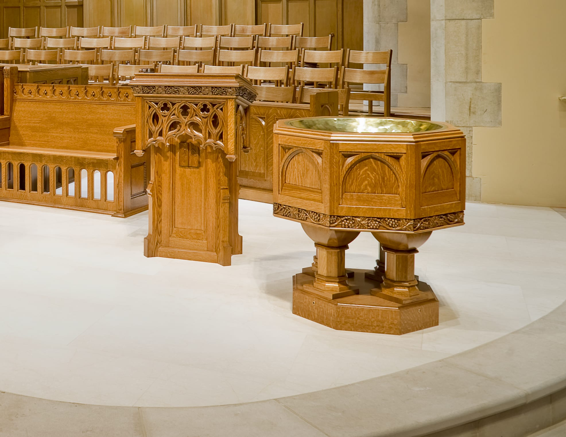 church furniture