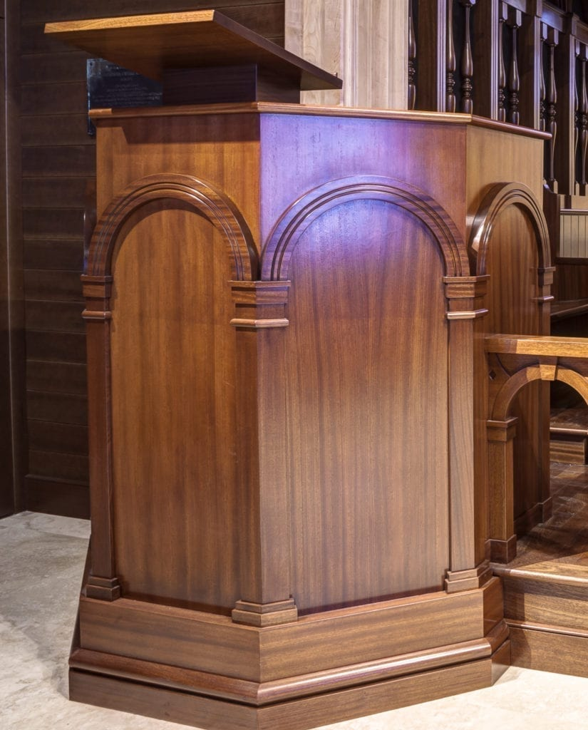 Church of the Redeemer Pulpit