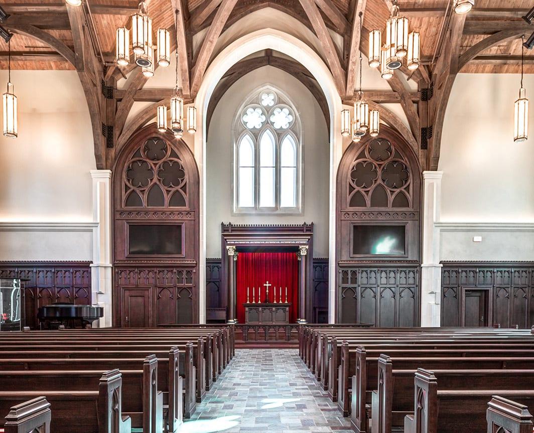 Church Of The Incarnation Dallas Tx New Holland