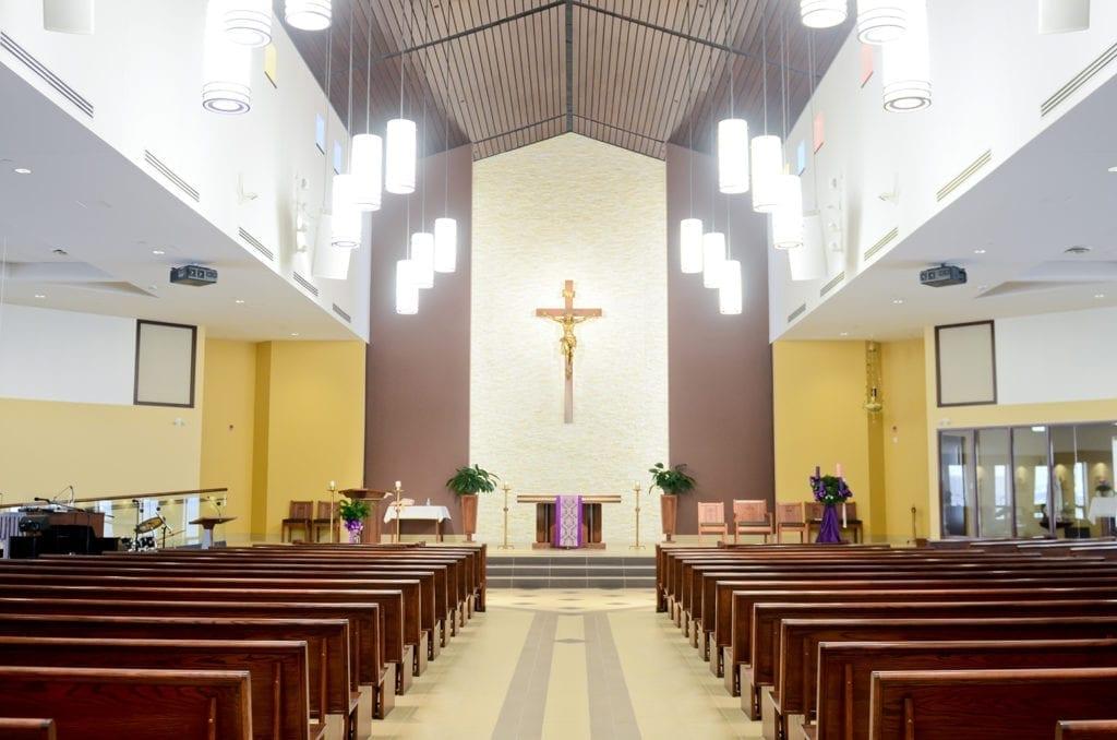 Holy Trinity Church in Woodstock, ON
