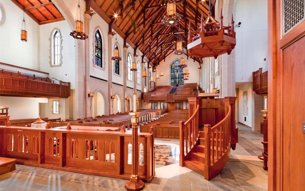 Covenant Presbyterian Church, Nashville, TN