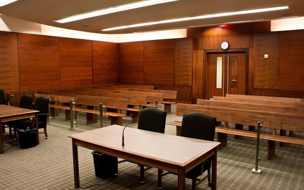 Rockville District Court, Rockville, MD