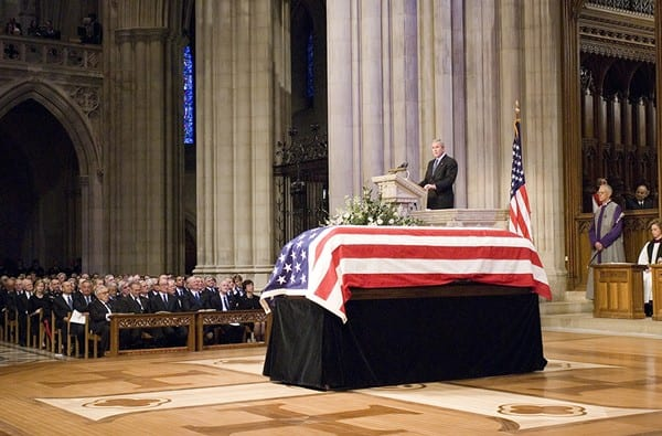 President Ford's Funeral