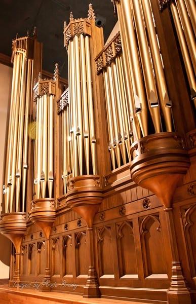 Gothic Organ Case