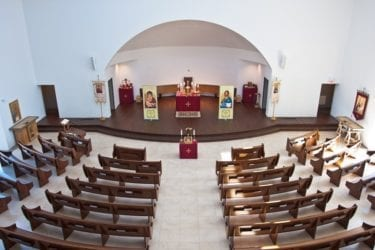 St. Joseph's Ukrainian Catholic, Oakville, Ontario, Canada