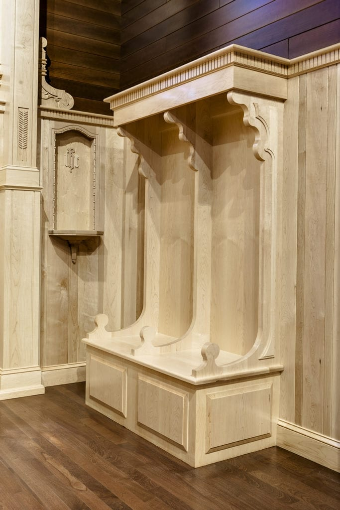 clergy cabinet