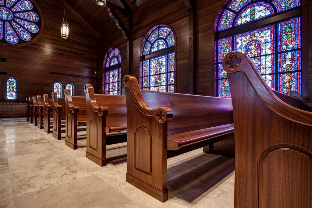 How to Maintain Your Worship Furniture to Last Decades
